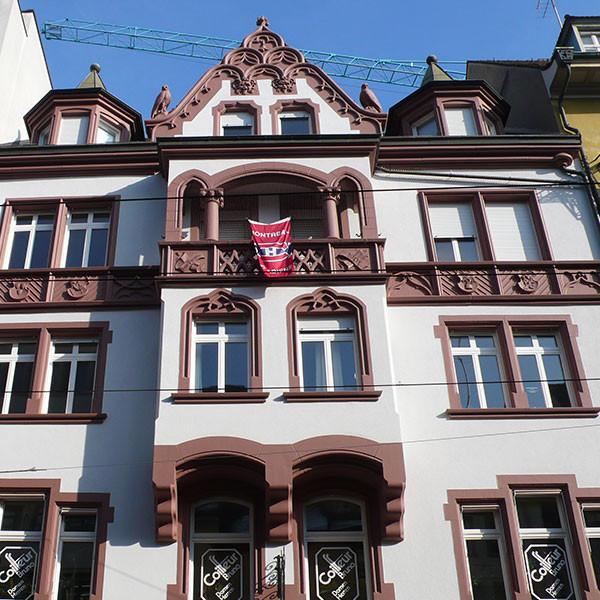Sanierung Wohn- und Geschäftshaus Falknerstrasse 31, Basel