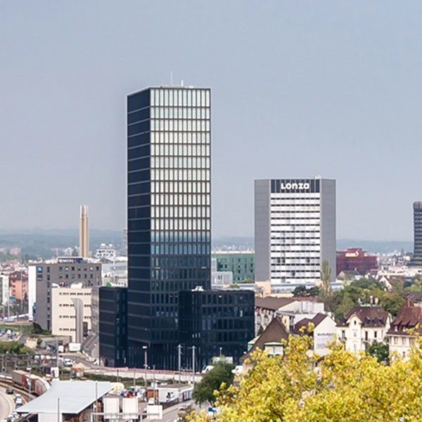 Grosspeter Tower / Baufeld F, Basel