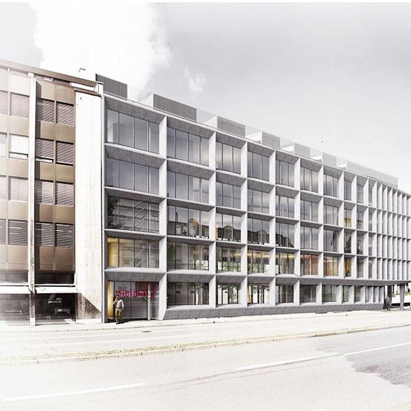 Wohn- und Geschäftshaus Leonhard, Basel