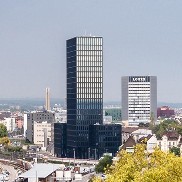 Grosspeter-Tower / Baufeld F, Basel