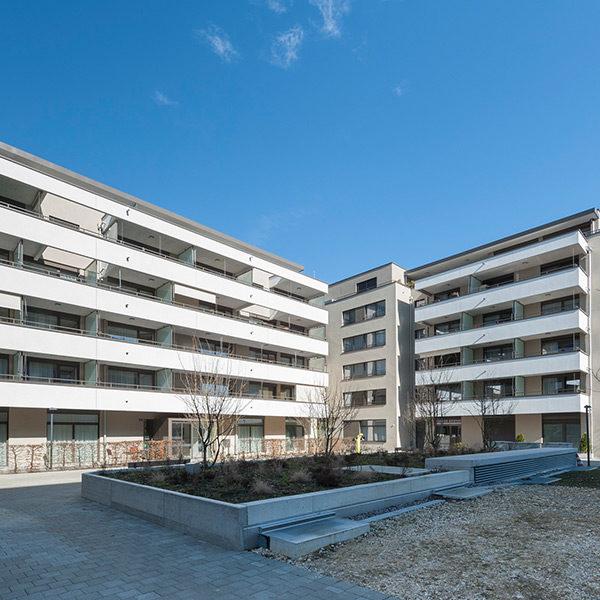 Wohnüberbauung Birspark, Basel