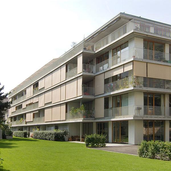 Mehrfamilienhaus Elsässerstrasse / Fatiostrasse, Basel