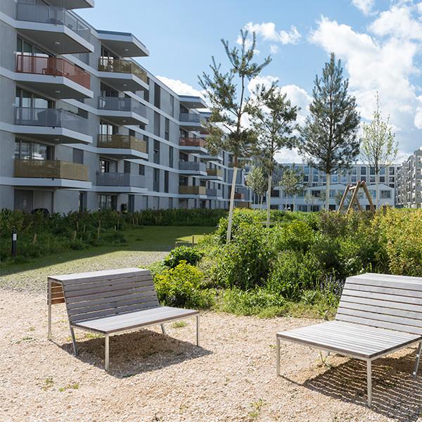 Wohnüberbauung Erlenmatt Baufeld F, Basel