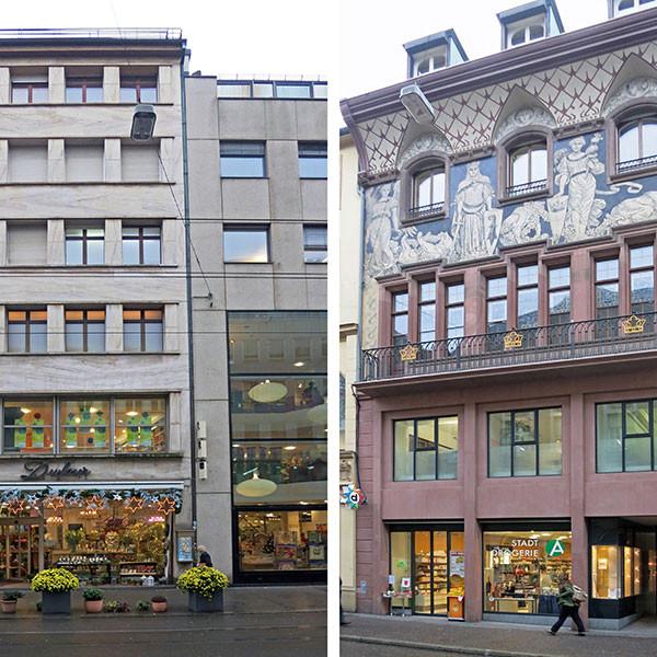 Haus zum Grauen Bären, Basel