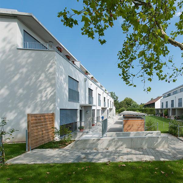 Reiheneinfamilienhäuser Im Höfli, Riehen