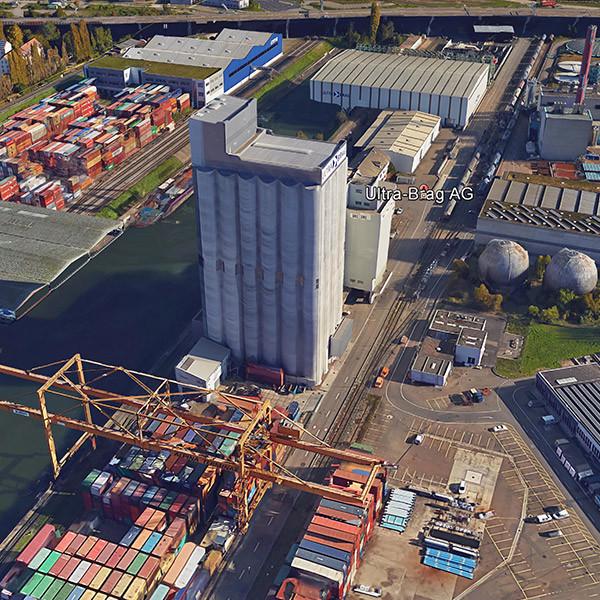 Siloanlage Ultra Brag AG, Basel
