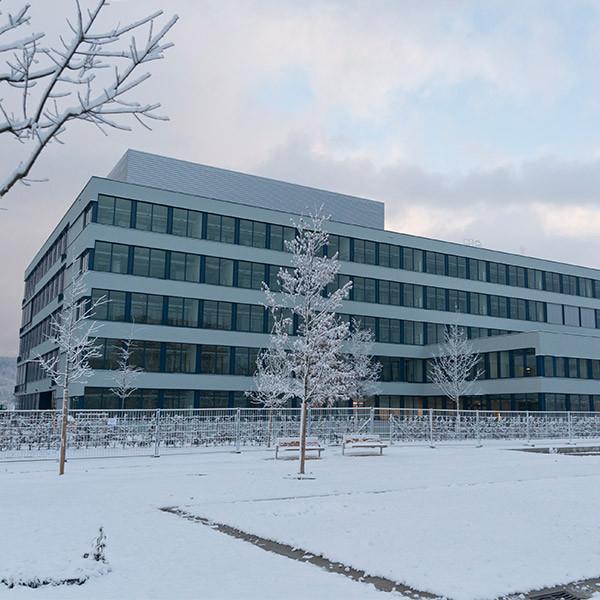 Labor- und Bürogebäude Solvias, Kaiseraugst