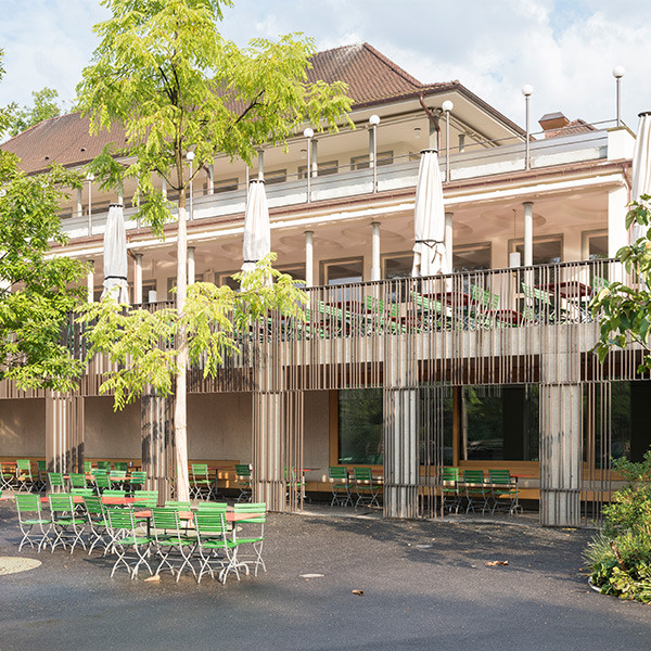 Umbau / Sanierung Restaurant Zoo, Basel