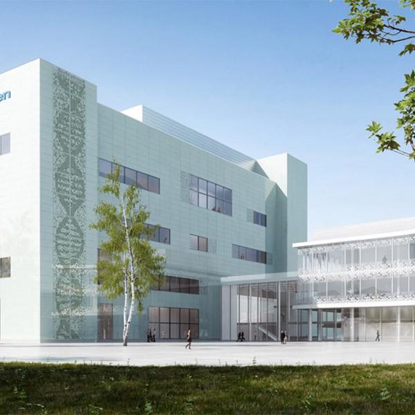 Biogen New Generation Manufacturing, Luterbach (SO)