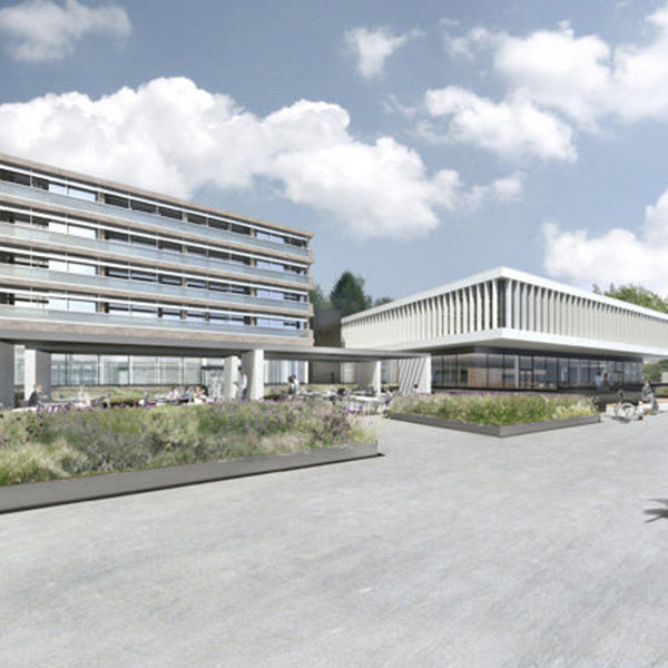 Um- und Neubau Rehaklinik Bellikon