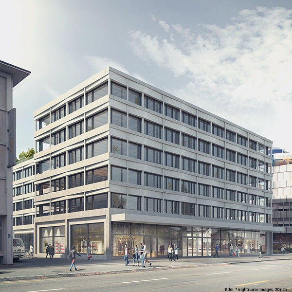 Geschäftshaus Orion, Zürich-West