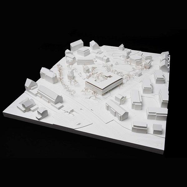 Dominikushaus Neubau Pflegeheim mit Seniorenwohnungen