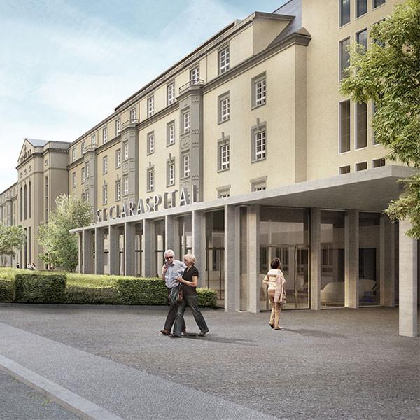 St. Claraspital, Basel