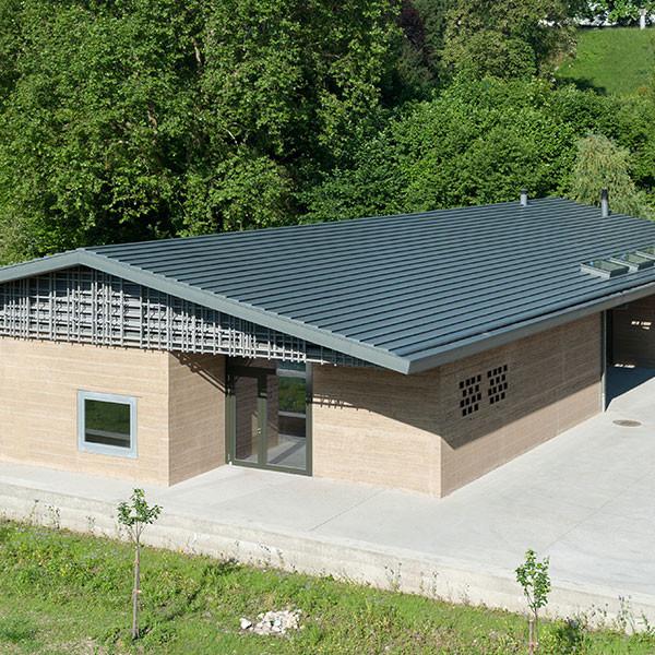 Bildungszentrum Grün, Unter Brüglingen
