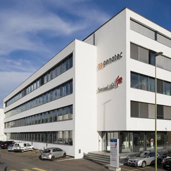 Umbau Büro- und Gewerbegebäude, Allschwil