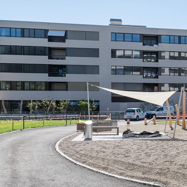 Duradero Gebäude A, D1 und D2, Allschwil