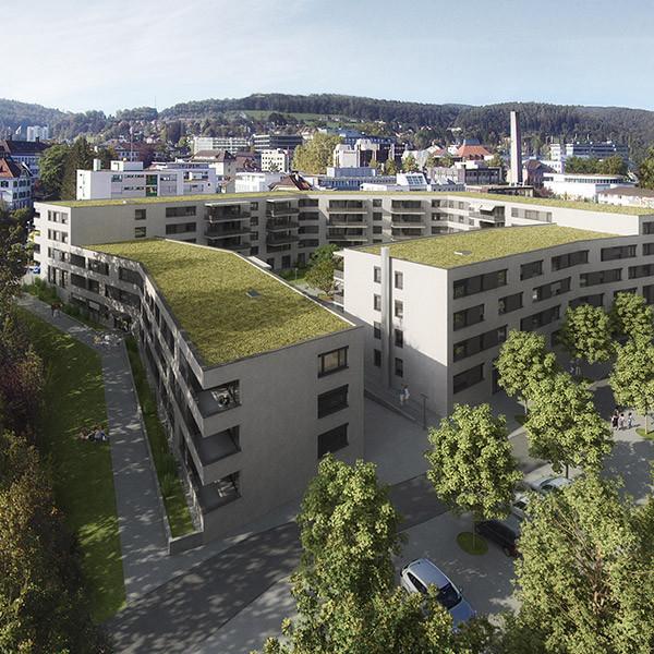 Wohn- und Geschäftshaus Weierweg, Liestal