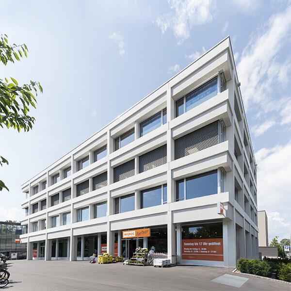 Zentrum Niederholz, Riehen