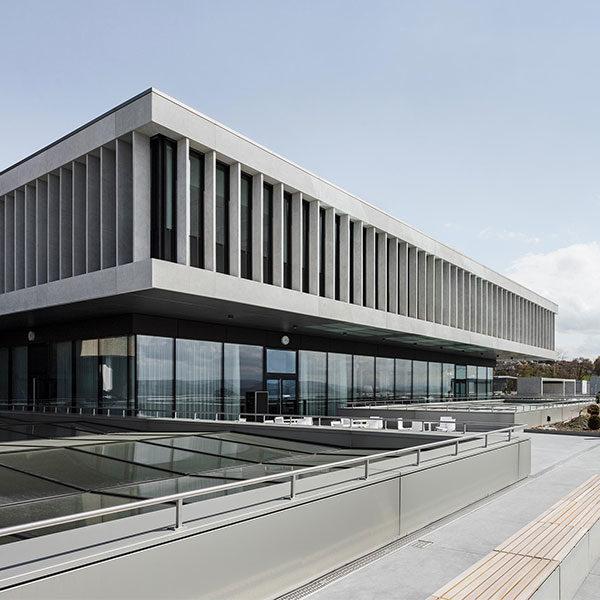 Neu- und Umbau Rehaklinik Bellikon