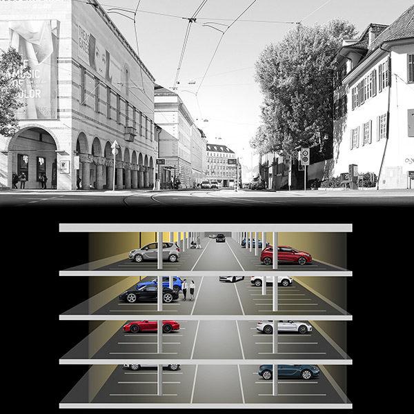 Parking Kunstmuseum