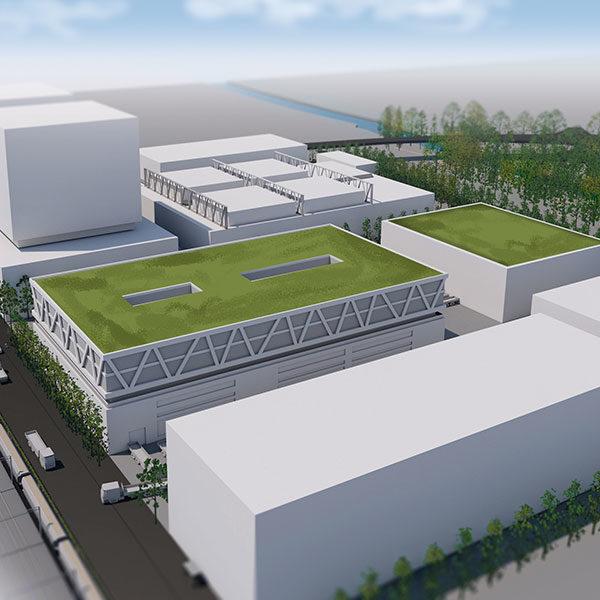 Kompetenzzentrum für Industrie 4.0, Schorenareal, Arlesheim