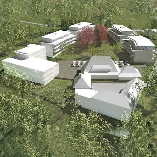 Neubau Winzerpark Allschwil