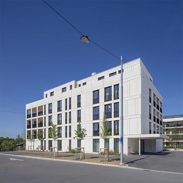 Neubau Wohnheim Belforterstrasse, Basel