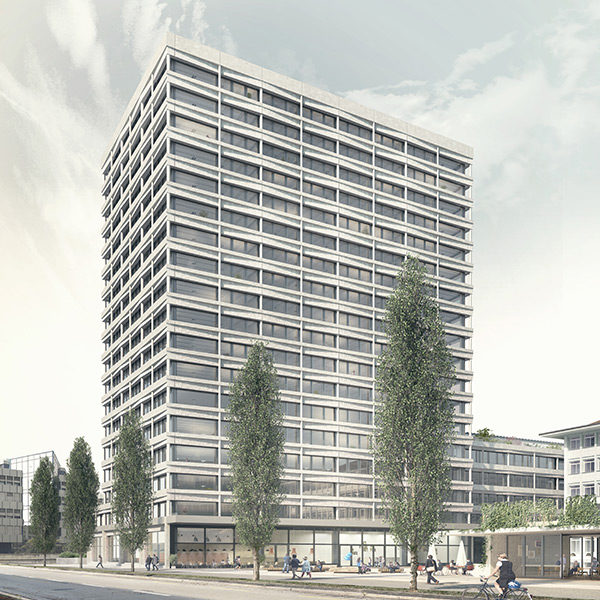 Neubau Atmos, Zürich