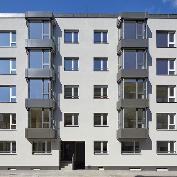 Umbau Solothurnerstrasse 44, Basel